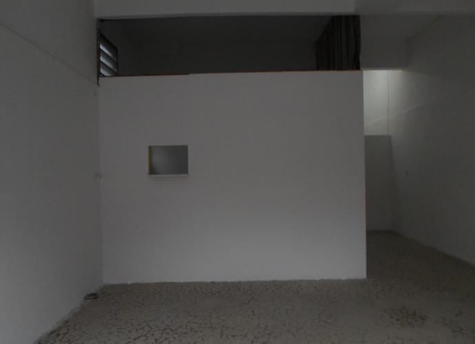 Loja comercial para locação, Aparecida, Santos.