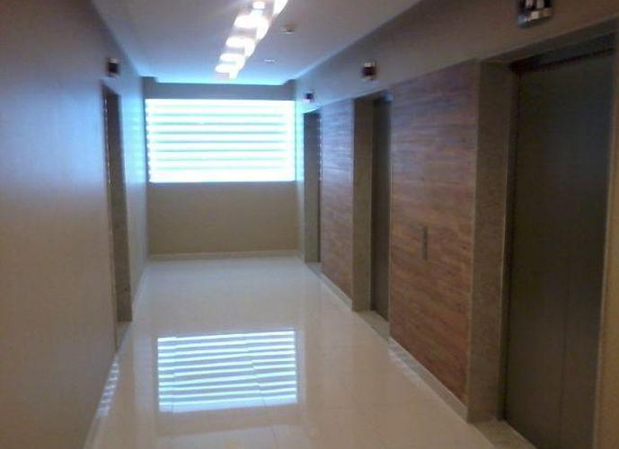 Sala em Boqueirão/SP de 45m² para locação R$ 2.200,00/mes