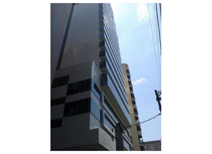 Helbor Offices Washington Luis Sala  comercial à venda, Gonzaga, Santos.