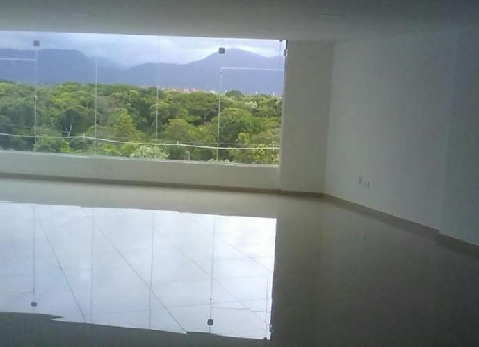 Conjunto em Vila Mirim/SP de 63m² para locação R$ 2.400,00/mes