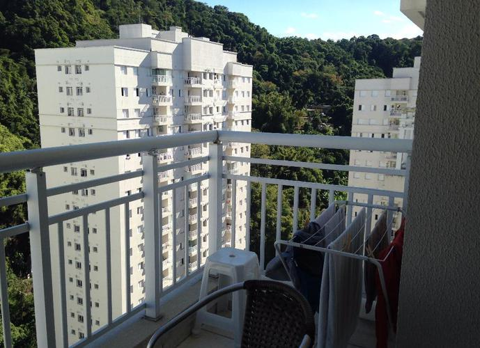 Apartamento em Marapé/SP de 64m² 2 quartos a venda por R$ 359.000,00 ou para locação R$ 2.450,00/mes