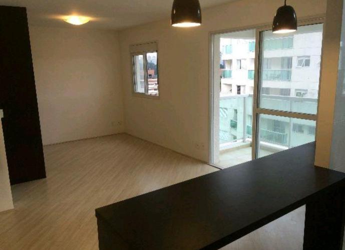 Apartamento em Vila Cruzeiro/SP de 36m² 1 quartos a venda por R$ 449.000,00 ou para locação R$ 2.490,00/mes
