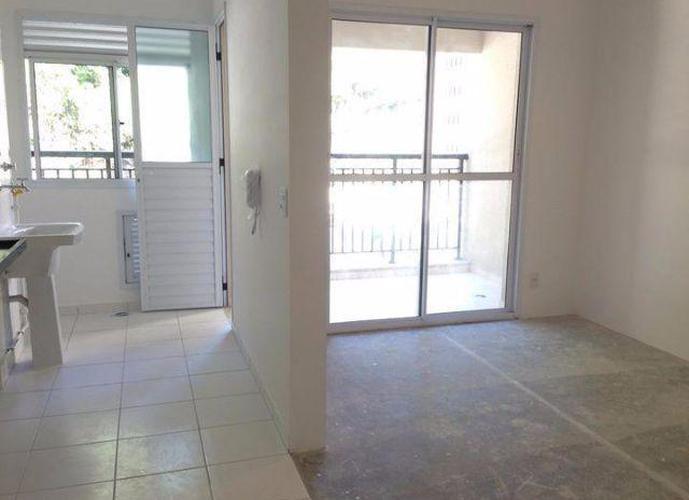 Apartamento em Marapé/SP de 62m² 2 quartos a venda por R$ 345.000,00 ou para locação R$ 2.500,00/mes