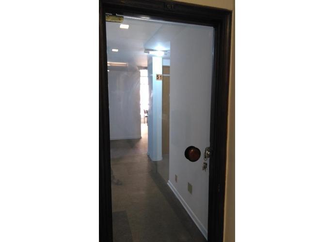 Conjunto em Gonzaga/SP de 81m² para locação R$ 2.500,00/mes