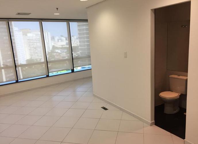 Sala em Pinheiros/SP de 30m² para locação R$ 2.500,00/mes