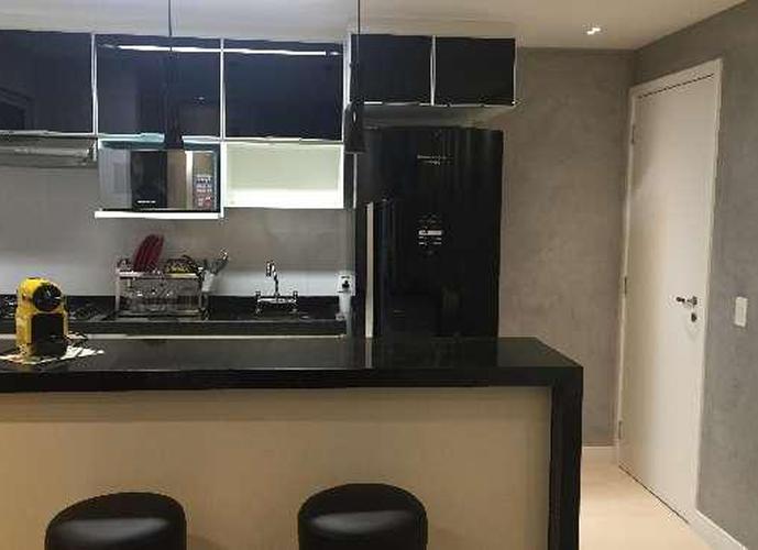 Apartamento em Vila Andrade/SP de 63m² 2 quartos para locação R$ 2.700,00/mes