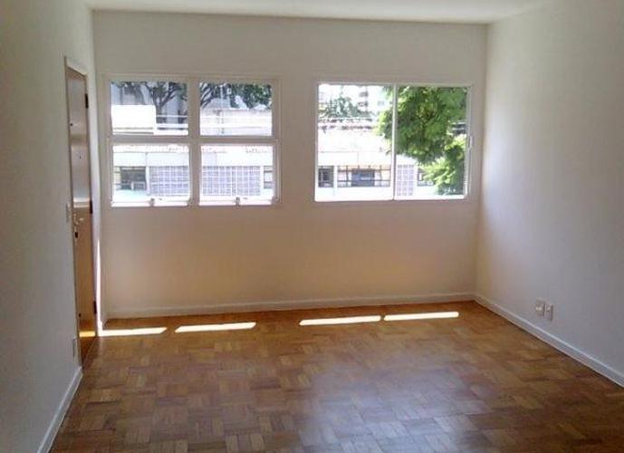 Apartamento em Itaim Bibi/SP de 100m² 2 quartos para locação R$ 3.000,00/mes