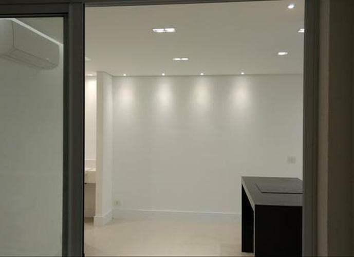 Apartamento em Vila Andrade/SP de 47m² 1 quartos para locação R$ 3.000,00/mes