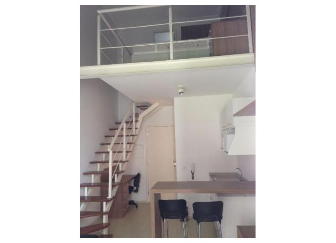 Flat em Cidade Monções/SP de 40m² 1 quartos para locação R$ 3.000,00/mes