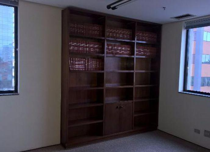 Conjunto em Brooklin Paulista/SP de 84m² para locação R$ 3.190,00/mes