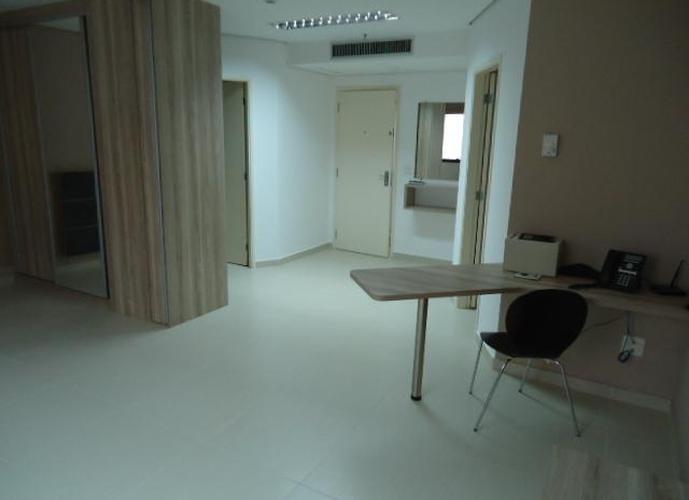 Sala em Boqueirão/SP de 38m² a venda por R$ 280.000,00 ou para locação R$ 3.150,00/mes