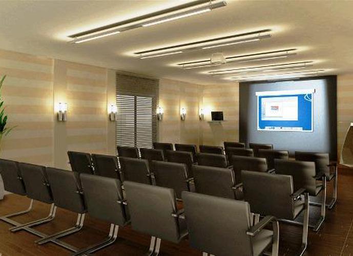 Sala em Campo Grande/SP de 90m² para locação R$ 3.400,00/mes