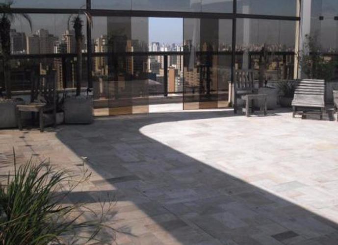 Apartamento em Jardim Paulista/SP de 47m² 1 quartos para locação R$ 3.600,00/mes