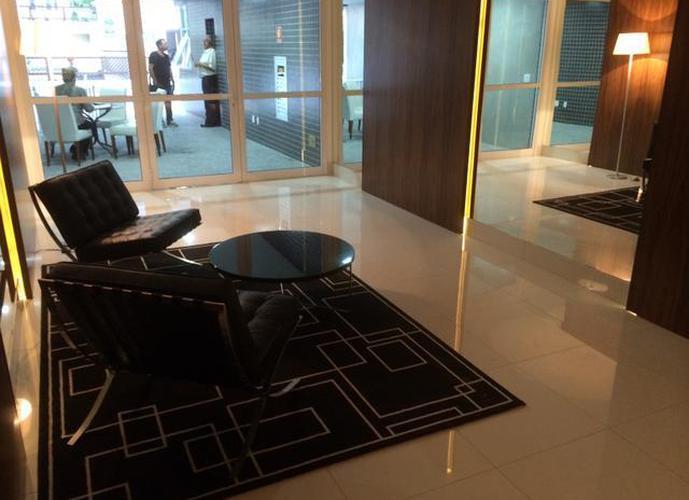 Apartamento em Gonzaga/SP de 82m² 2 quartos a venda por R$ 680.000,00 ou para locação R$ 3.700,00/mes