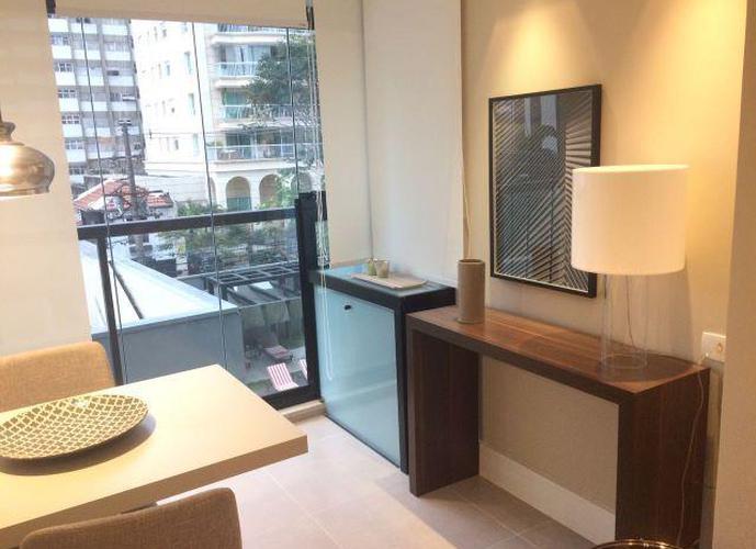 Apartamento em Jardim Paulista/SP de 39m² para locação R$ 3.800,00/mes