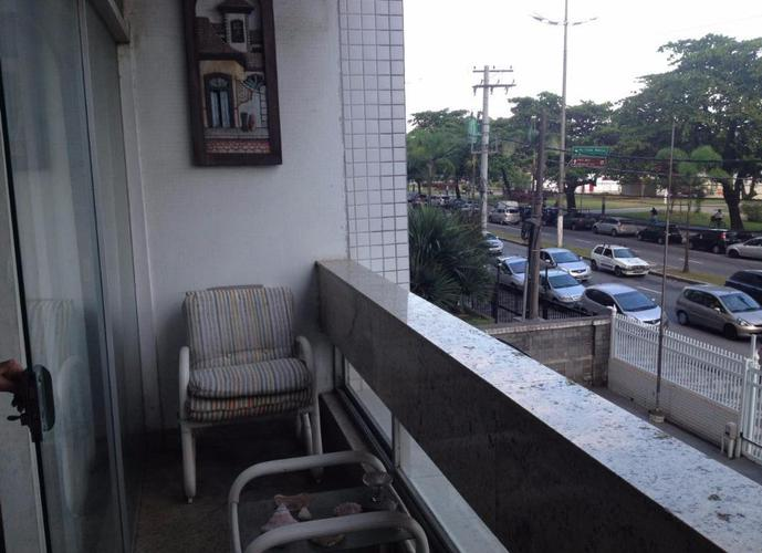 Apartamento em Gonzaga/SP de 175m² 3 quartos para locação R$ 3.900,00/mes