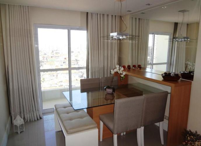 Apartamento em Vila Dom Pedro Ii/SP de 62m² 2 quartos a venda por R$ 450.000,00