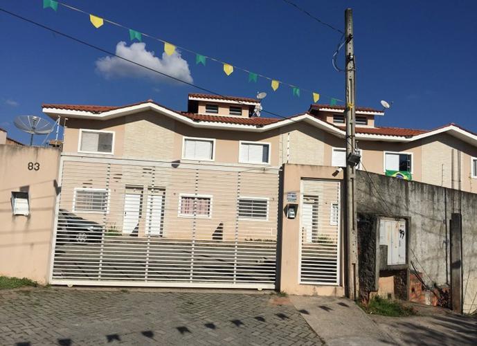 Excelente sobrado condomínio com apenas 6 casas - Nakamura Park - Cotia/SP