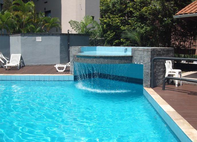 Flat em Morumbi/SP de 35m² 1 quartos para locação R$ 1.100,00/mes
