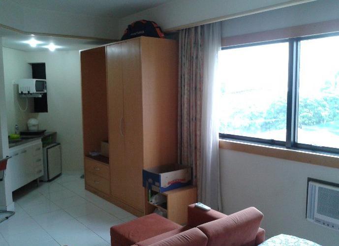 Flat em Ibirapuera/SP de 35m² 1 quartos para locação R$ 1.600,00/mes