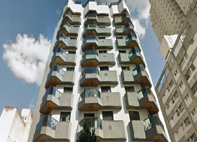 Flat em Jardins/SP de 40m² 1 quartos para locação R$ 1.600,00/mes