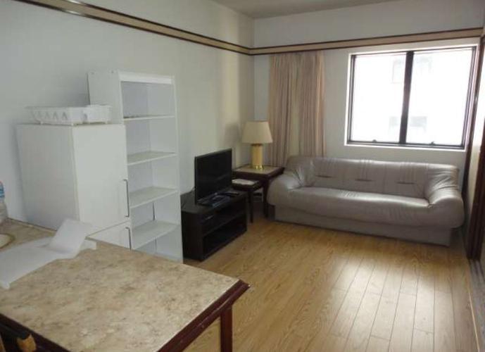 Flat em Brooklin/SP de 35m² 1 quartos para locação R$ 1.700,00/mes