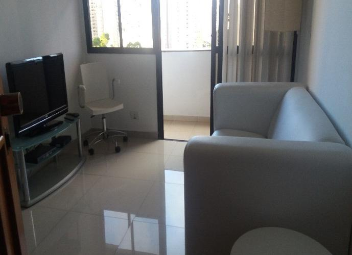 Flat em Morumbi/SP de 35m² 1 quartos para locação R$ 1.700,00/mes