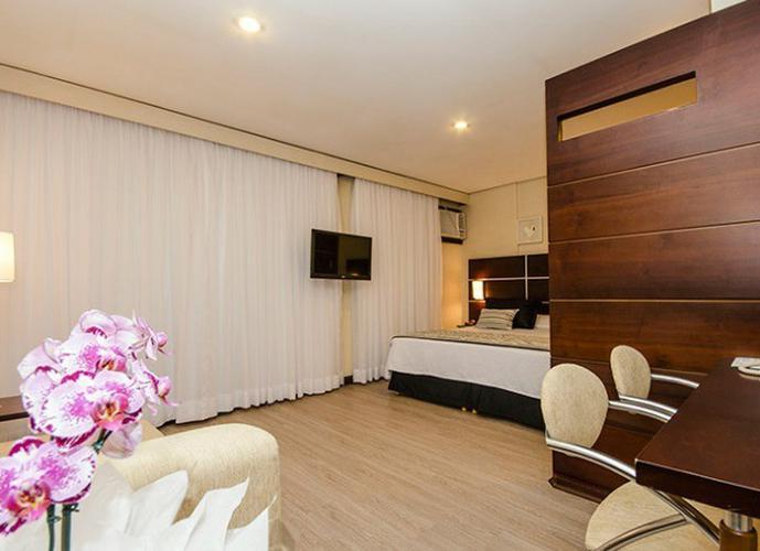 Flat em Chácara Santo Antônio/SP de 30m² 1 quartos para locação R$ 1.800,00/mes
