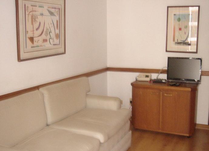 Flat em Pinheiros/SP de 35m² 1 quartos para locação R$ 1.800,00/mes