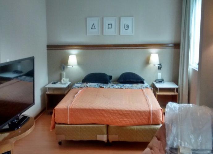 Flat em Vila Olímpia/SP de 30m² 1 quartos para locação R$ 1.800,00/mes