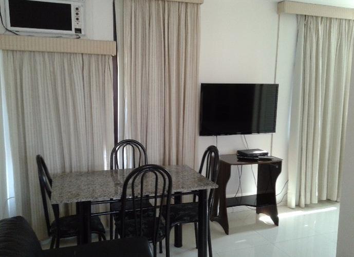 Flat em Jardins/SP de 38m² 1 quartos para locação R$ 1.800,00/mes