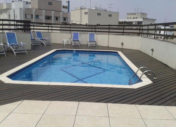 Flat em Jardins/SP de 35m² 1 quartos para locação R$ 1.800,00/mes