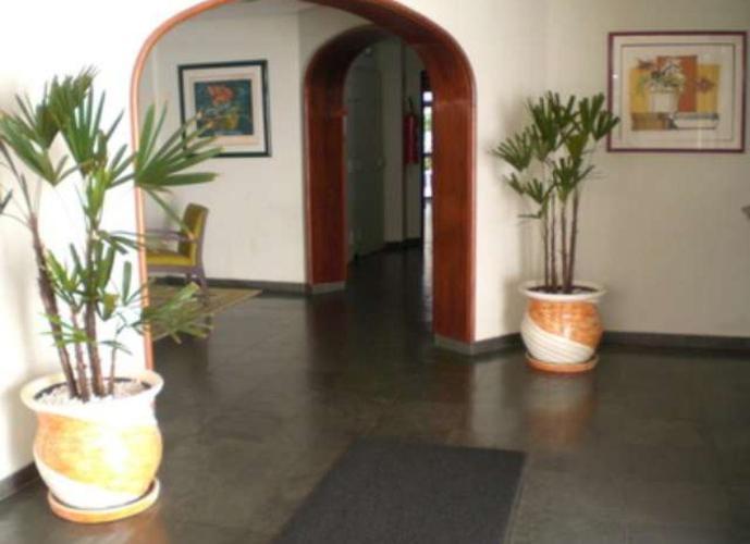 Flats para locação no bairro Jardins, 1 dormitorio,1 vaga