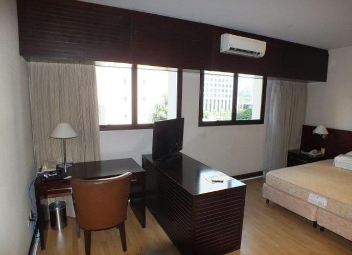 Flat em Brooklin/SP de 30m² 1 quartos para locação R$ 1.800,00/mes