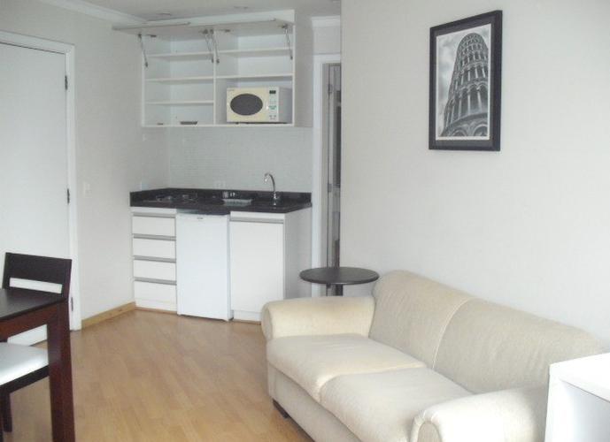Flat em Morumbi/SP de 35m² 1 quartos para locação R$ 1.850,00/mes