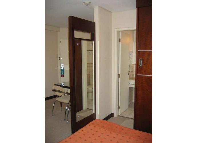 Flats para locação no bairro Chácara Santo Antonio 1 dormitório 1 vaga