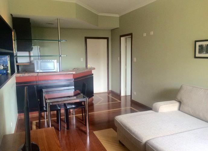 Flat em Alphaville/SP de 50m² 1 quartos para locação R$ 1.900,00/mes