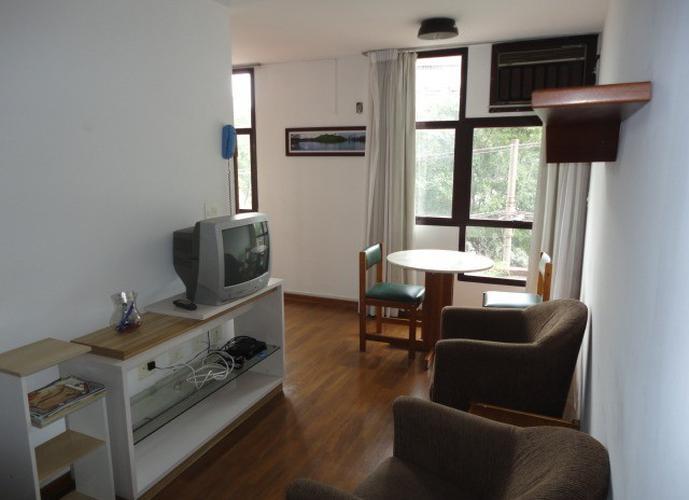 Flat em Jardins/SP de 38m² 1 quartos para locação R$ 1.900,00/mes