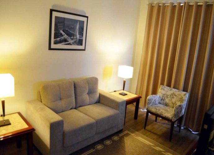 Flat em Bela Vista/SP de 50m² 1 quartos para locação R$ 1.900,00/mes
