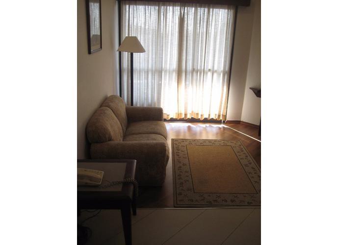Flat em Morumbi/SP de 35m² 1 quartos para locação R$ 1.900,00/mes