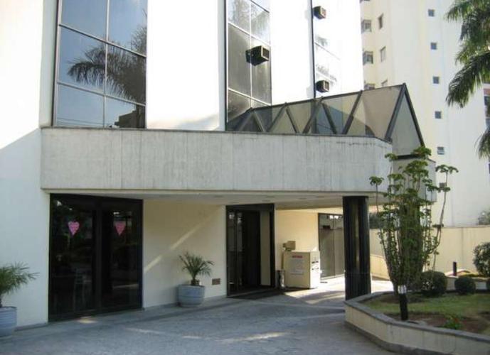 Flat em Ibirapuera/SP de 35m² 1 quartos para locação R$ 1.900,00/mes
