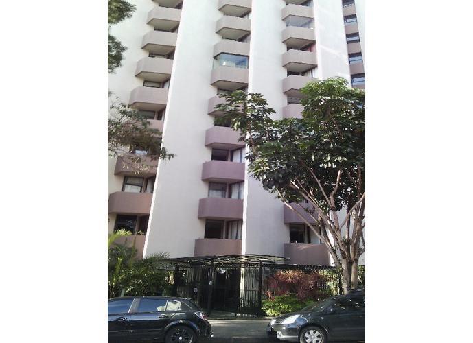 Flat em Moema/SP de 30m² 1 quartos para locação R$ 1.900,00/mes