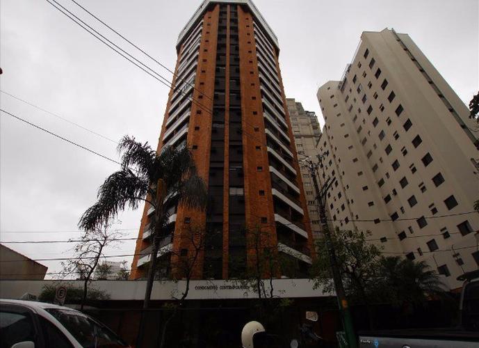 Flat em Vila Nova Conceicao/SP de 40m² 1 quartos para locação R$ 2.000,00/mes