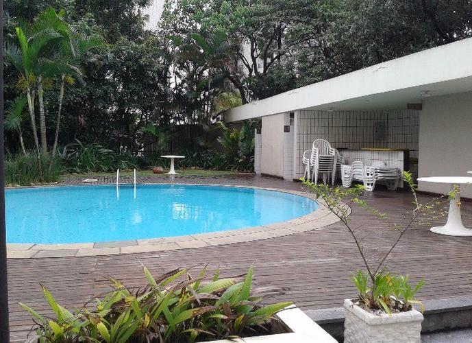 Flat em Morumbi/SP de 35m² 1 quartos para locação R$ 2.000,00/mes