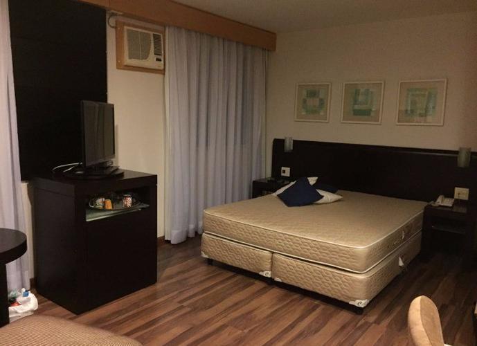 Flat em Vila Olímpia/SP de 30m² 1 quartos para locação R$ 2.000,00/mes