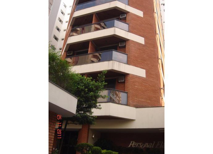 Flat em Moema/SP de 40m² 1 quartos para locação R$ 2.000,00/mes