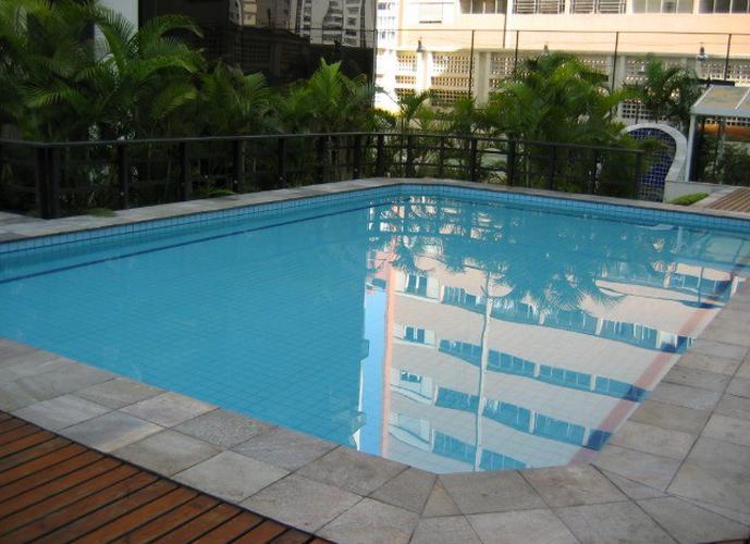Flat em Jardins/SP de 45m² 1 quartos para locação R$ 2.000,00/mes