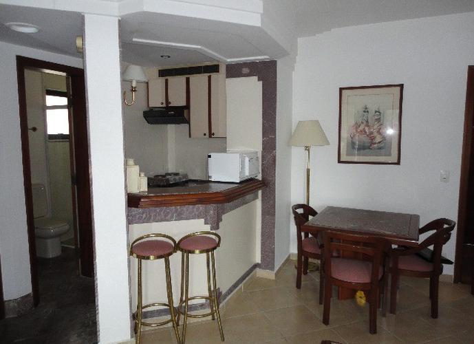 Flat em Itaim Bibi/SP de 35m² 1 quartos para locação R$ 2.000,00/mes