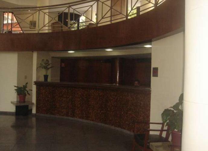 Flat em Brooklin/SP de 40m² 1 quartos para locação R$ 2.000,00/mes