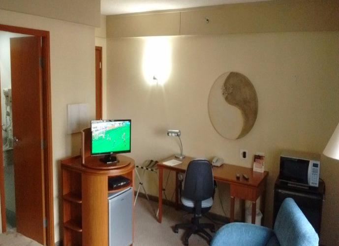 Flat em Ibirapuera/SP de 30m² 1 quartos para locação R$ 2.000,00/mes